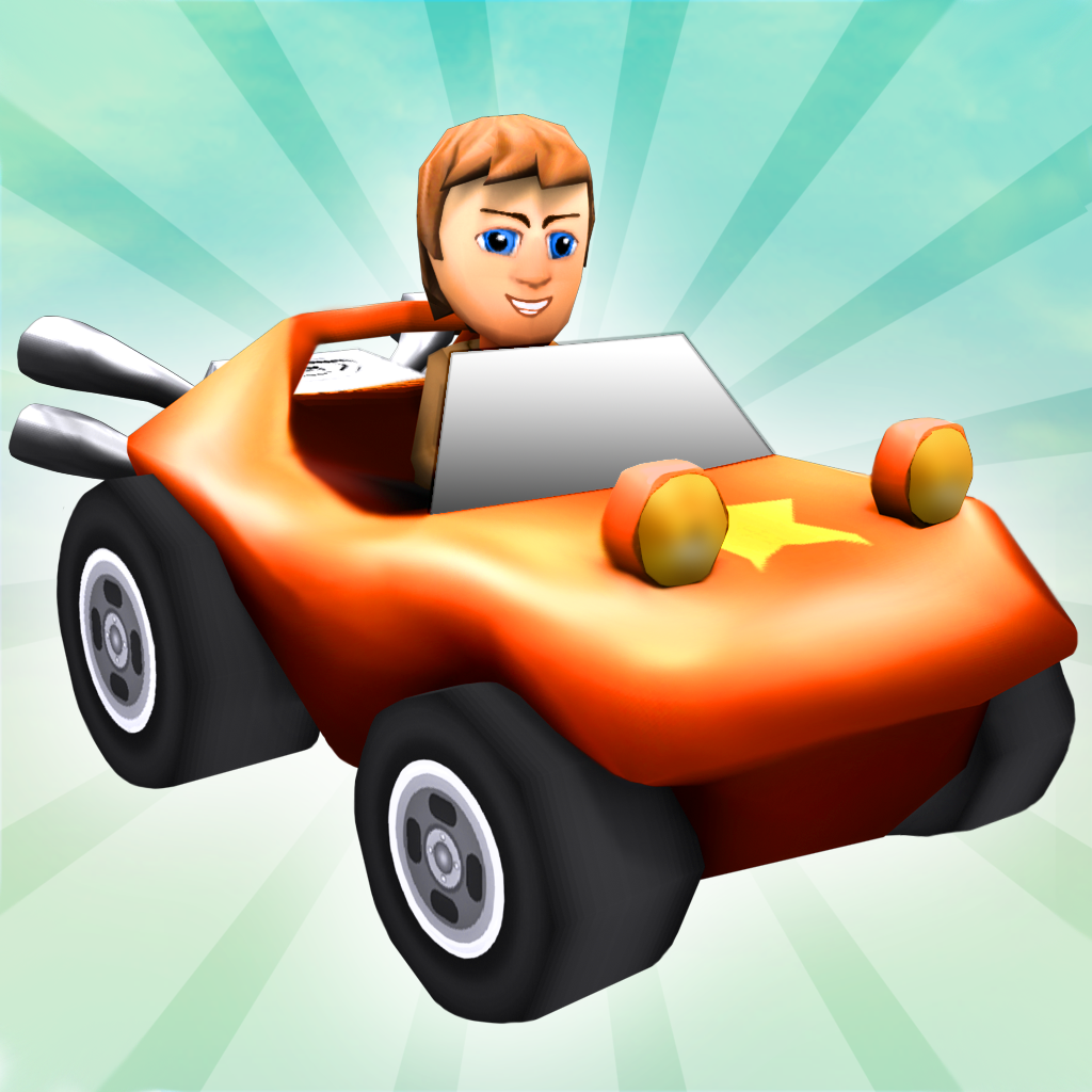 Bounty Racer iOS